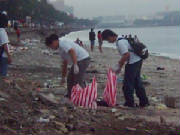 Coastal Clean-Up Drive